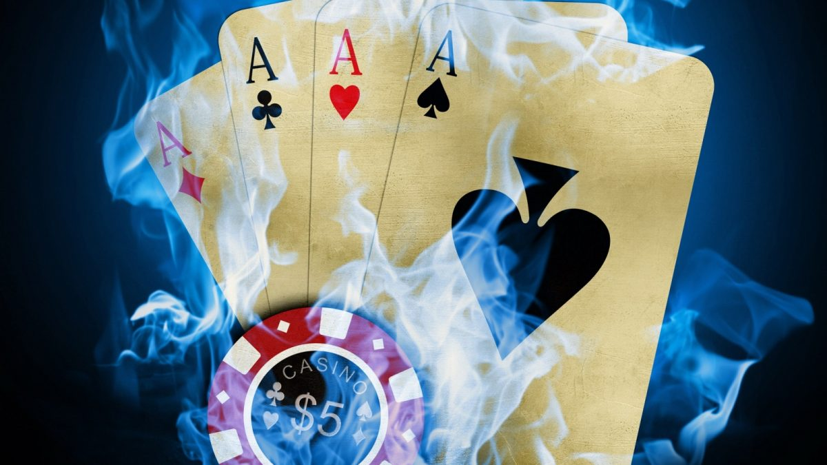 What's So Fascinating About Casino Game?