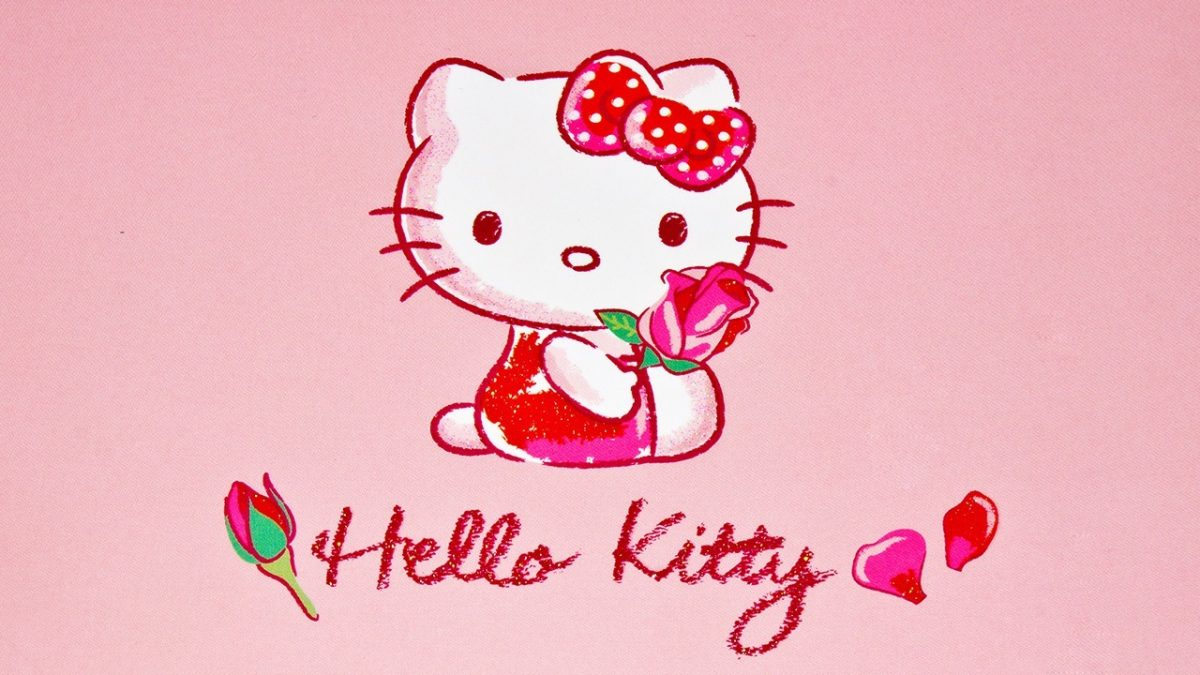 Separate a necktie SVG from Hello Kitty SVG