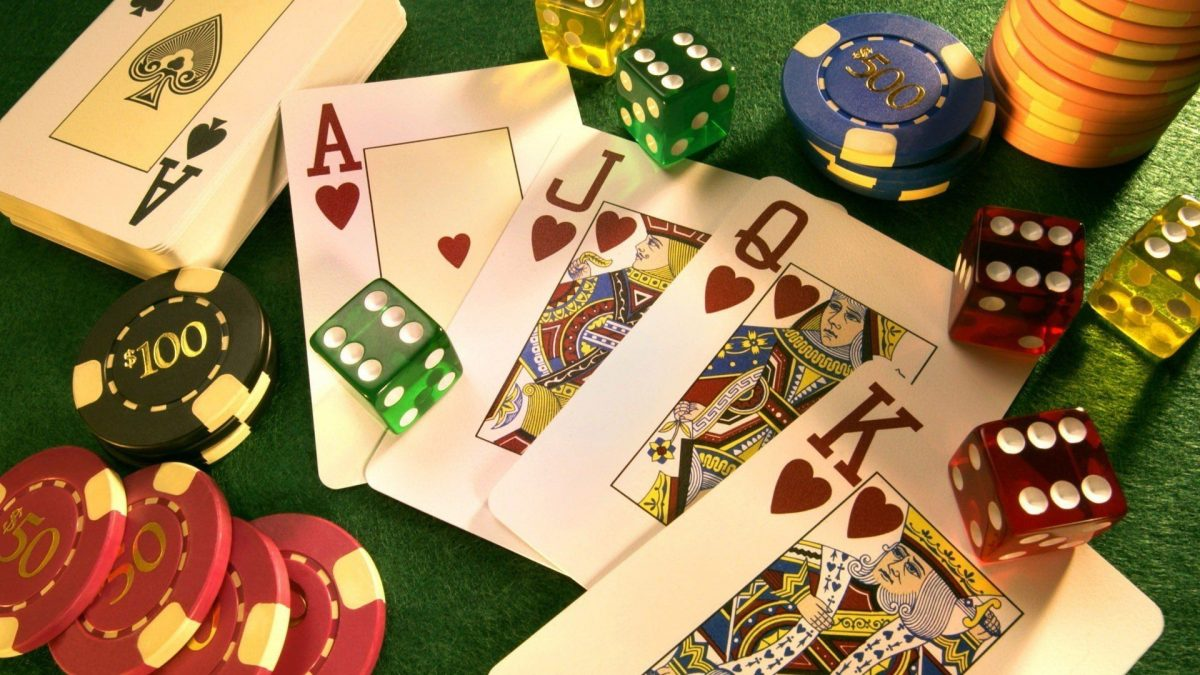 Here is the science behind An ideal Casino